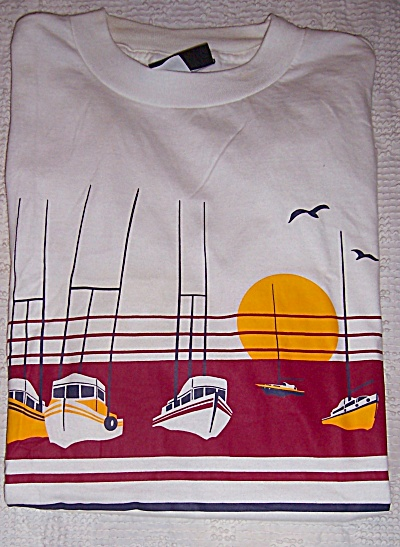 Vintage Underwets T-shirt Size X-large Catalina