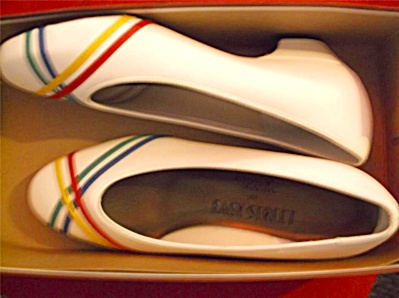 Vintage New Nos Shoes Easy Street Shoes Size 7 1/2