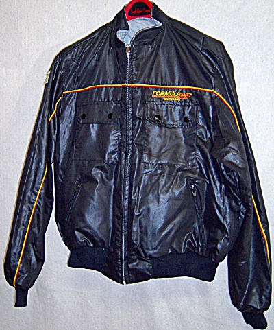 Vintage New Old Monroe Formula Racing GP Jacket NOS Rev (Image1)
