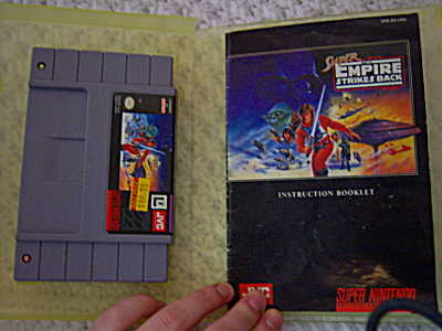 Super Star Wars: The Empire Strikes Back  (Super Ninten (Image1)