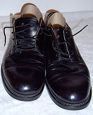 Vintage 1987 International Shoe Bilt Rite  Dress Shoes  (Image1)