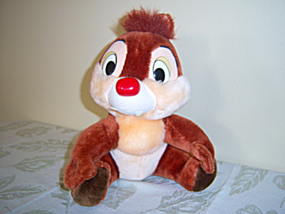 Vintage Disney World - Disneyland Plush Dale Chipmunk -