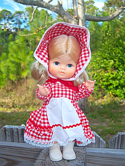1979 Sweet Heart of the Corn Girl Doll KELLOGGS (Image1)
