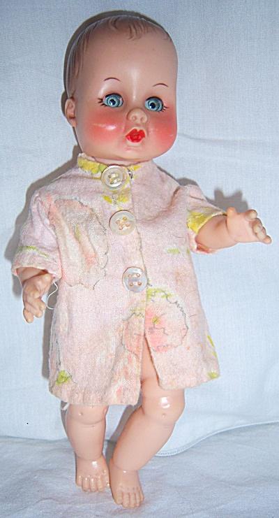 Vintage 1960s Effanbee Babykins Bab Doll (Image1)