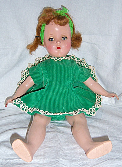 1950 Arranbee Nancy Lee Nanette Doll Hard Plastic R B