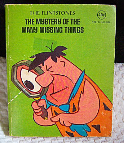 The Flintstones Mystery Of The Many Missing Things 1977