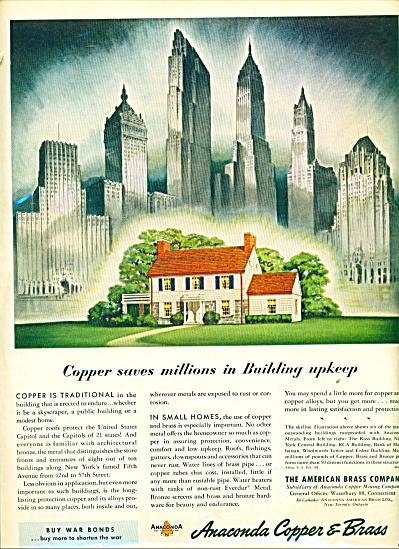 Anaconda Copper & Brass ad (Image1)