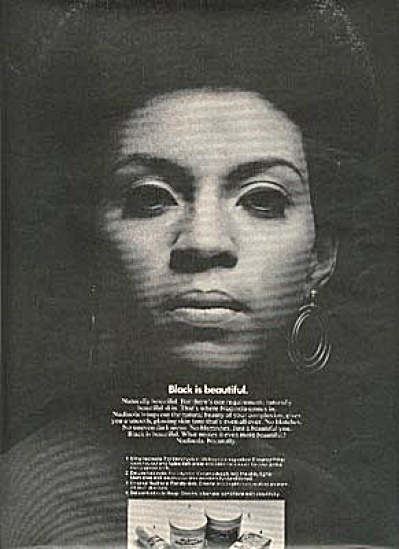 1969 Black is Beautiful Nadinola AD (Image1)