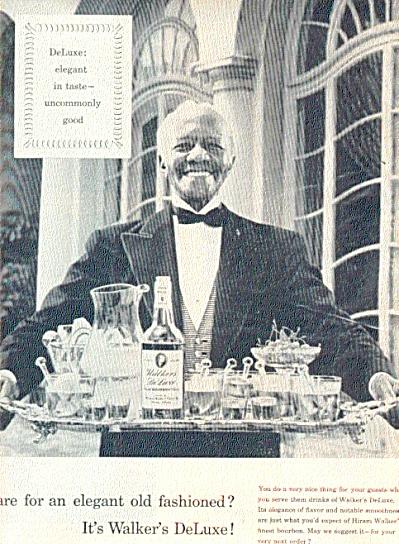 1954  Black Butler Walker Deluxe Bourban AD (Image1)