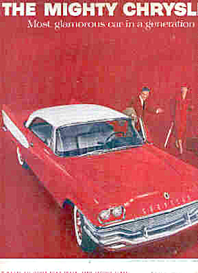 1957 Chrysler Windsor 2 Door Hardtop Ad (Image1)
