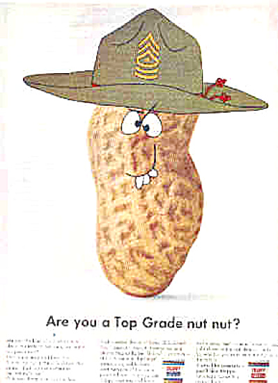 1966 Skippy ARMY Master Seargent NUT AD (Image1)