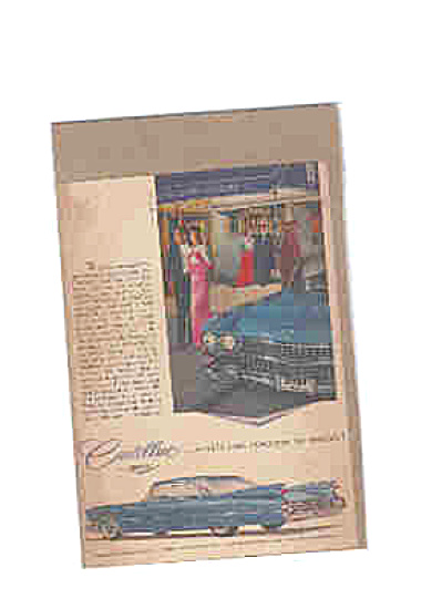 1959 The Waldorf-Astoria Cadillac Ad (Image1)