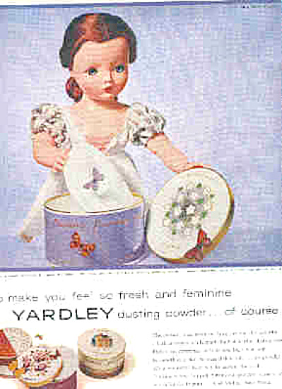 1957 Madame Alexander Cissy Yardly Ad (Image1)