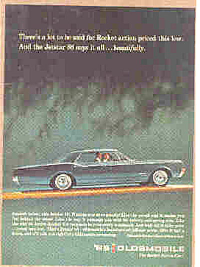 1965 Jetstar Rock Action Oldmobile Ad (Image1)