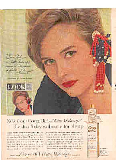 1963 Cover Girl Make-Up MODEL Johanna Leigh (Image1)