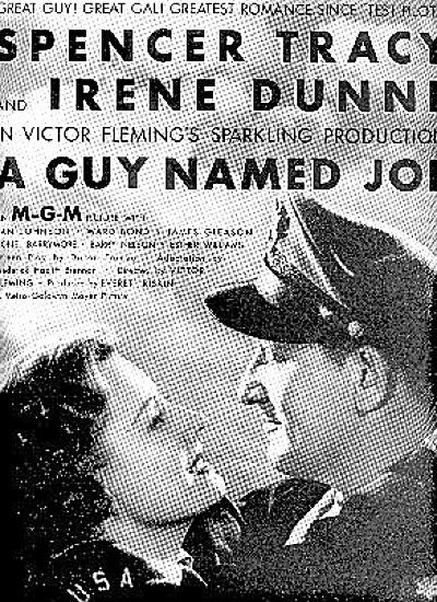 1944 Spencer Tracy/Irene Dunne Movie Ad (Image1)