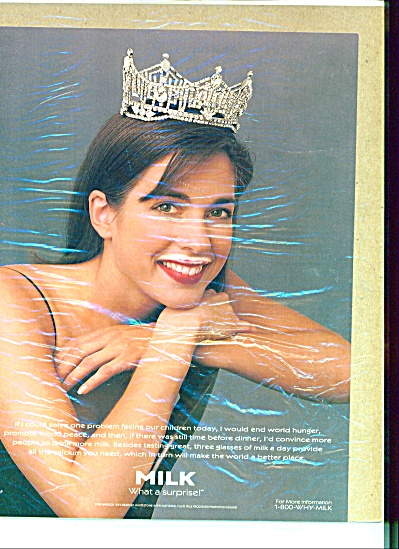 Miss America Heather Whitestone Milk Ad (Image1)