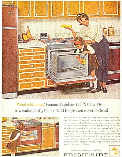 1965 50th Anniversary Frigidaire Ad (Image1)