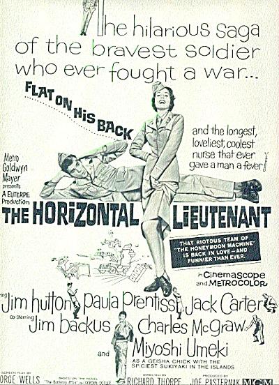 1962 Horizontal Lieutenant Geisha Chick (Image1)