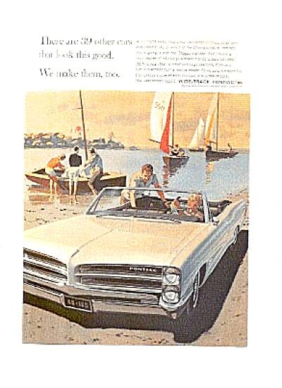 1965 Pontiac Water Sailboats Ad (Image1)