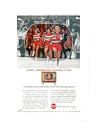 1963 RCA Victor NBC-TV Walt Disney Majorette (Image1)