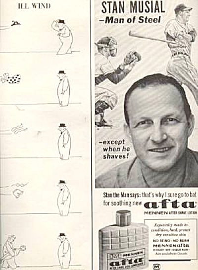 1964 AFTA Ad with Stan Musial (Image1)