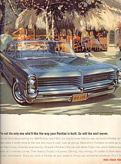 1964 PONTIAC BONNEVILLE (Image1)