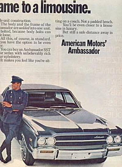 1969 AMERICAN MOTORS AMBASSADOR (Image1)