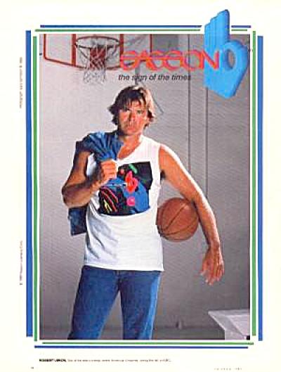 1989 ROBERT URICH SASSON Ad (Image1)
