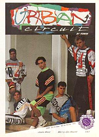 1989 URBAN CIRCUIT Ad (Image1)