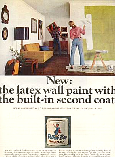 Dutch Boy Lead Based Paint Ad (Image1)