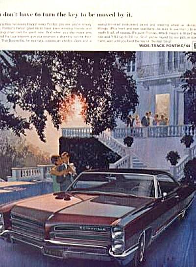1966 OLDS TORONADO Ad (Image1)