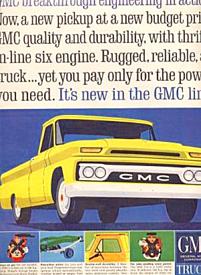 1964 GMC TRUCKS (Image1)