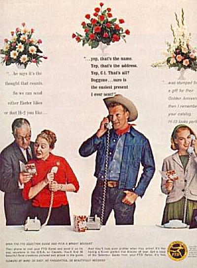 FTD FLOWERS AD (Image1)