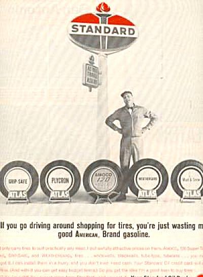 Standard Oil Company Ad (Image1)