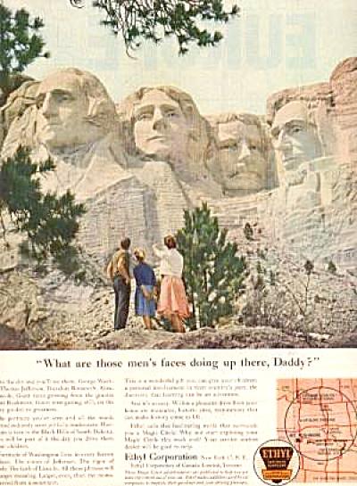 Ethyl Corporation Mount Rushmore Ad (Image1)