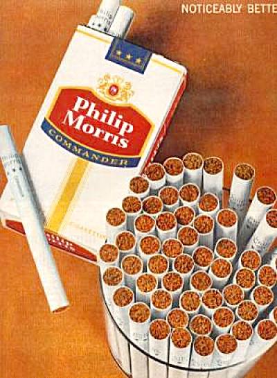 PHILIP MORRIS CIGARETTE Ad (Image1)