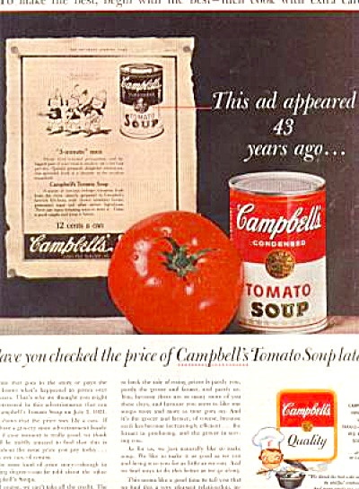 CAMPBELLS SOUP Ad (Image1)