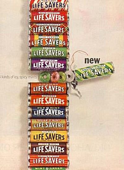 Lifesaver Candy Ad (Image1)