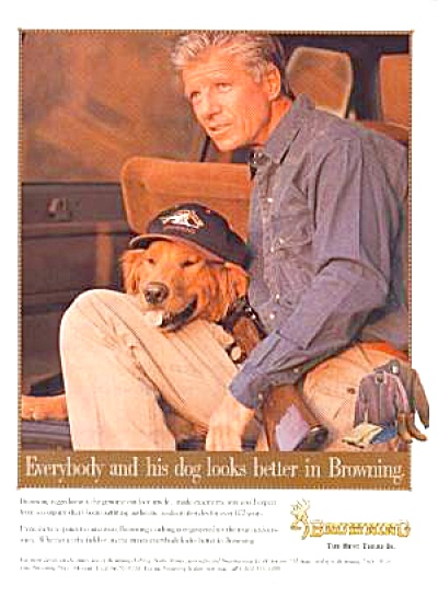 Browning Sportsmen�s Gear Ad (Image1)