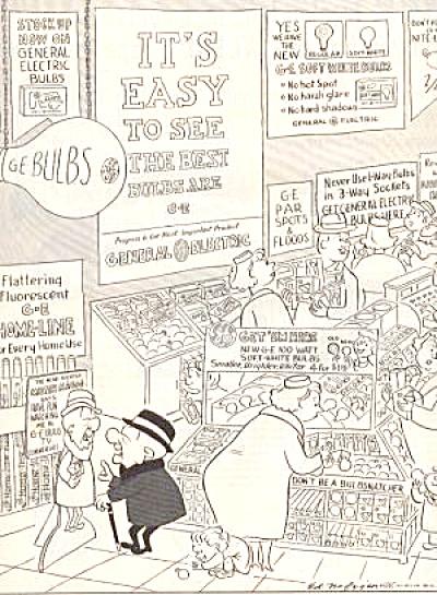 1960 Mr. Magoo General Electric Ad (Image1)