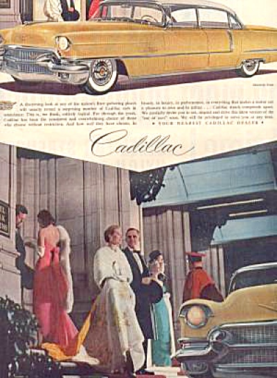 1956 GM Cadillac Hotel Mark Hopkins Gowns (Image1)