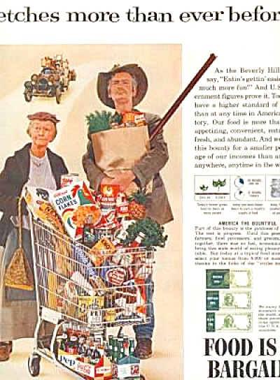 Kellogg Beverly Hillbillies Ad