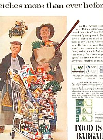 Kellogg Beverly Hillbillies Ad (Image1)