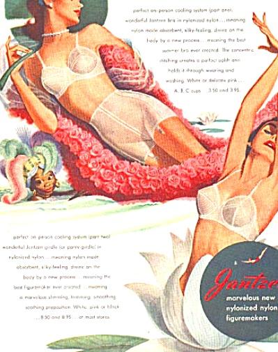 1951 Jantzen Marvelous New Bra AD (Image1)
