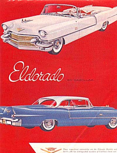 1959 Eldorado Cadillac Ad (Image1)