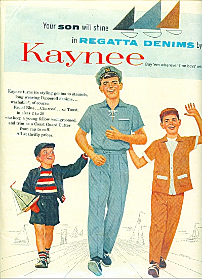 Regatta Denims  Kaynee Boys Clothes AD TORIAN (Image1)