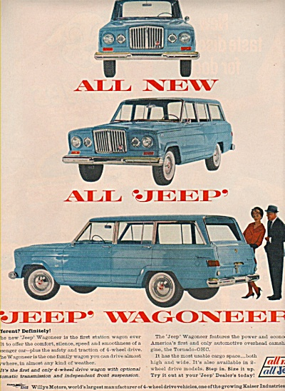 Jeep wagoneer ad 1962 (Image1)
