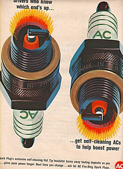 AC spark plugs ad 1974 (Image1)