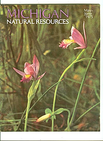 Michigan Natural resosurces   MayJune 1975 (Image1)